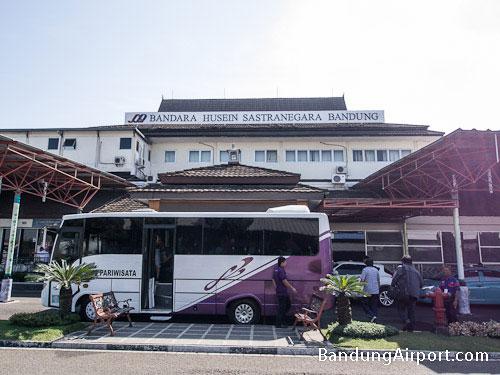 Bandung Airport Terminal building