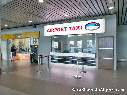 Taxi Counter