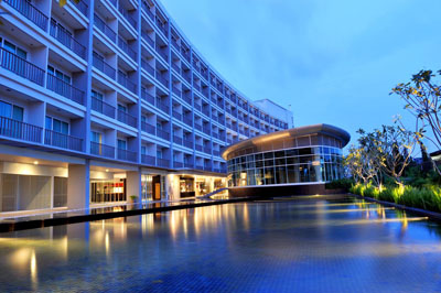 Guest Friendly Hotels near Bangkok Suvarnabhumi Airport