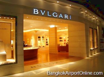 Bangkok Airport Boutique