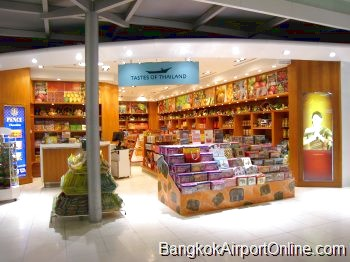 Bangkok Airport OTOP Shop