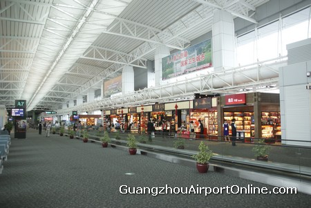 Guangzhou Airport Duty Free Shopping
