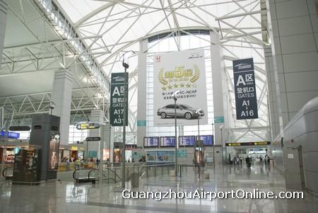 Guangzhou Airport Terminal