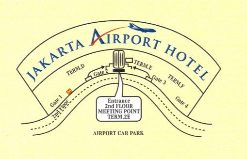 Jakarta Airport Hotel Terminal