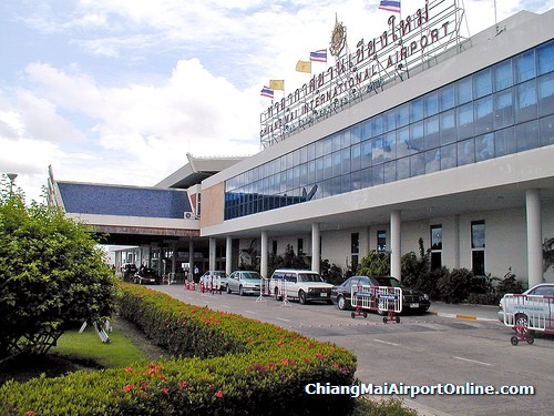 Chiang Mai International Airport - CNX