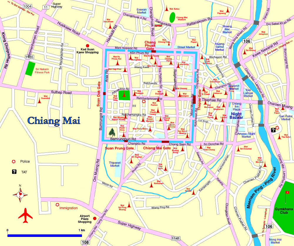 Chiang Mai Airport Car Hire Thailand Car Rental Offers