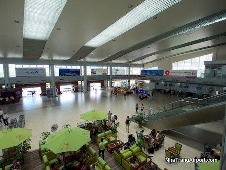 Nha Trang (Cam Ranh) Airport Terminal