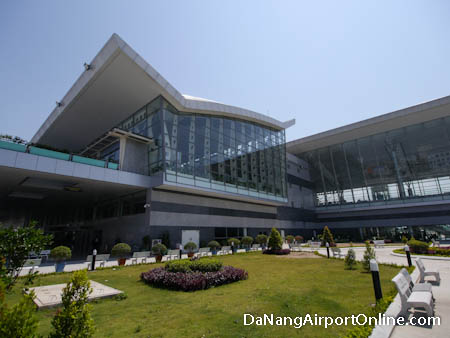 Da Nang Airport Vietnam