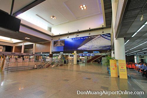 Don Muang Airport Thailand