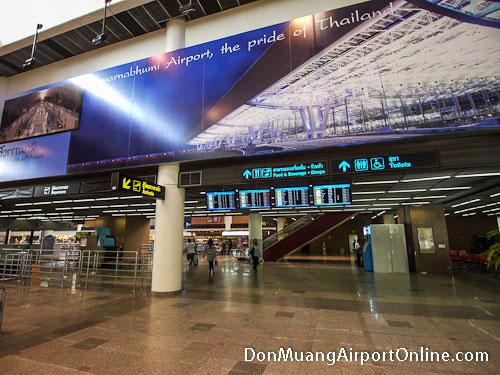 Don Muang Airport Terminal