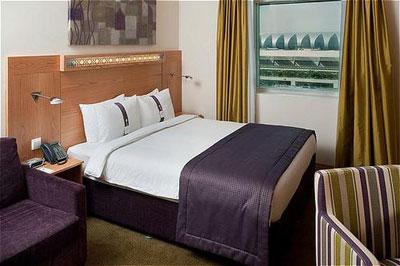 Premier Inn Rooms Room at Holiday Inn Express