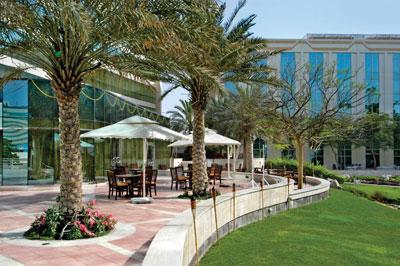 Millennium Airport Hotel Dubai Exterior