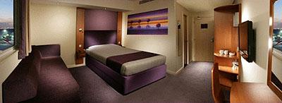 Premier Inn Rooms Room at Premier Inn Dubai