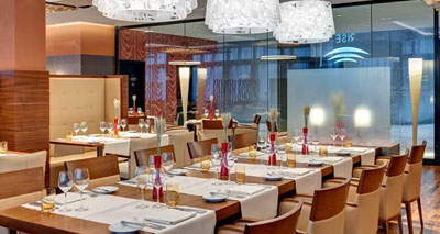 Hilton Frankfurt Airport Restaurant