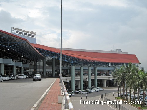 Hanoi Airport Terminal