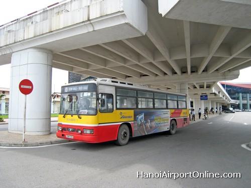 Hanoi Airport Public Bus