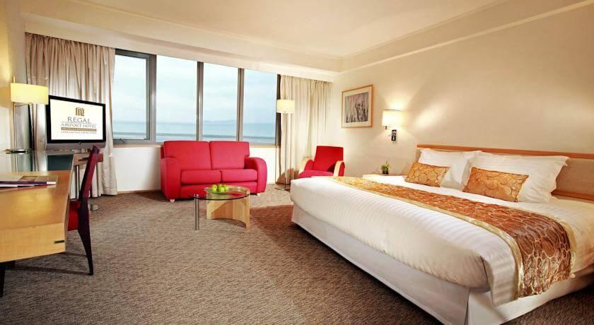 Regal Airport Hotel Room