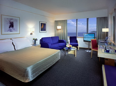 Regal Hong Kong Airport Room Interior