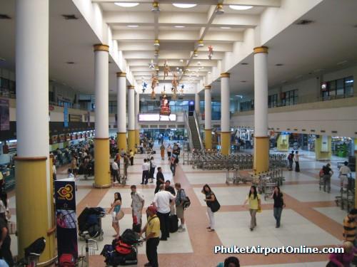 Phuket International Airport - HKT
