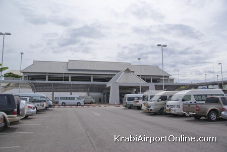 Krabi Airport Terminal Building