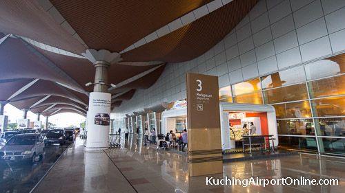 Kuching Airport Terminal