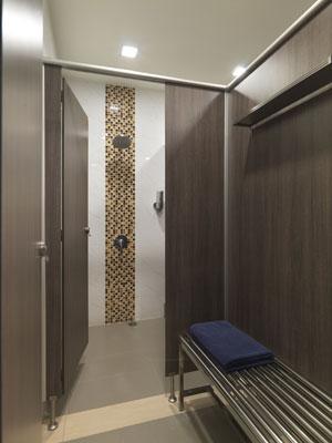 Sama Sama Express KL Airside Hotel Showers