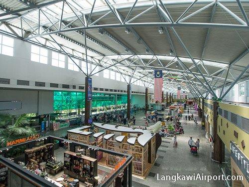 Langkawi Airport Terminal