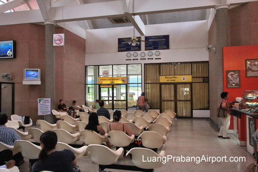 Luang Prabang International Airport Terminal
