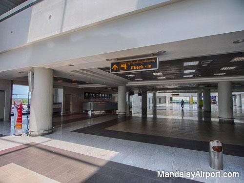 Mandalay Airport