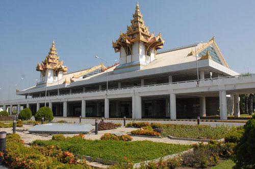 Mandalay Airport Guide Mandalay International Airport