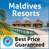 Maldives hotels and resorts