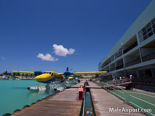 Male Airport Seaplane Terminal