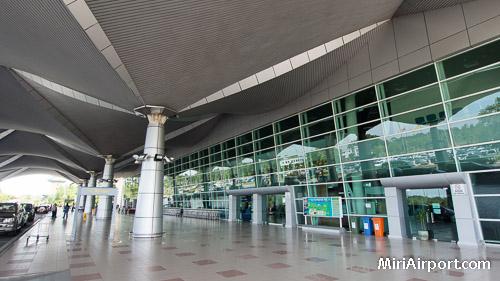 Miri Airport Terminal