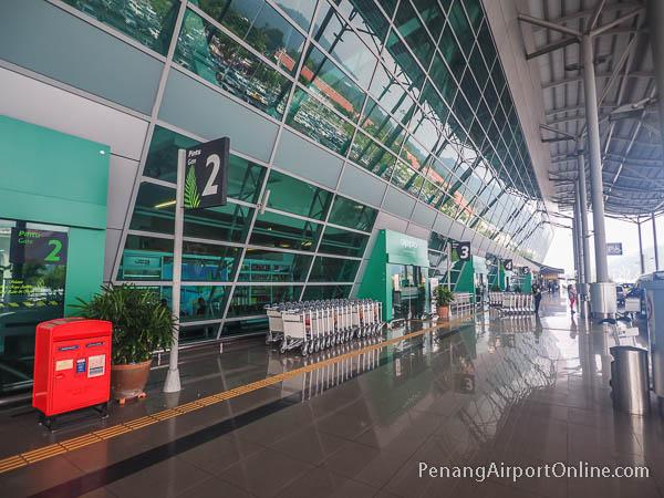 Penang Airport Terminal