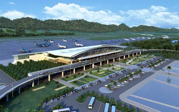 Phu Quoc International Airport (PQC)