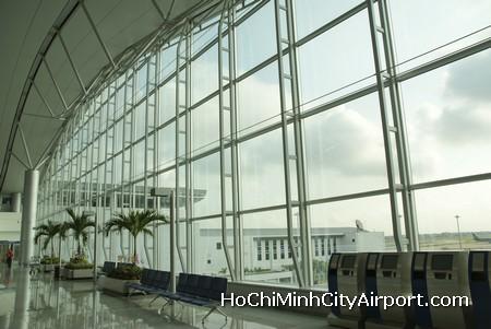 Saigon Airport Terminal