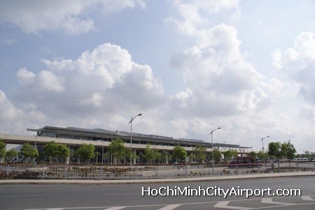 SGN Airport International Terminal