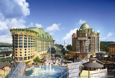 Singapore Casino Hotels at Resorts World Sentosa