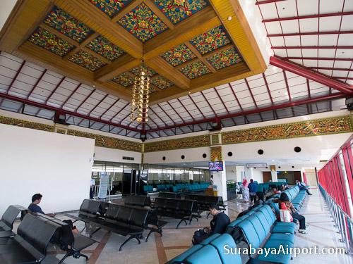 Surabaya Airport Departure Gates