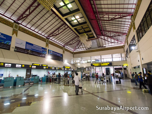 Surabaya Juanda International Airport (SUB)
