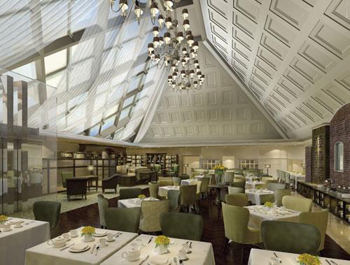 Tokyo Station Hotel Restaurants
