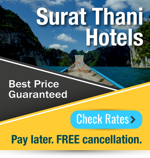 surat thani hotels