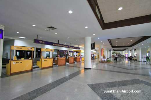 Nok Air Surat Thani Airport