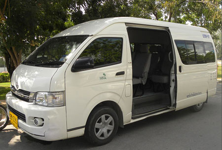 Samui Airport Minivan Taxi