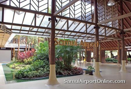 Koh Samui Airport Terminal
